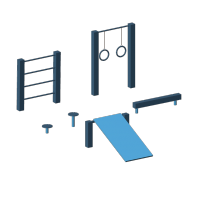 Outdoor Fitness Park / Outdoor Gym
