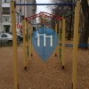 Kirov - Calisthenics Equipment - улица Герцена, Вересники