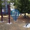 Vranov nad Topľou - Street Workout Park - Wodgear