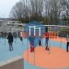 Wuppertal - Parkour Park - Oberbarmen