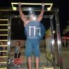 Rio de Janeiro - Calisthenics Workout Exercise Stations - Maracana stadium