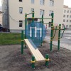Yekaterinburg - Street Workout Equipment - Гимназия №155