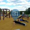Rovaniemi - Outdoor Exercise Park - Angry Birds Park