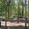 Mainz - Fitness Trail - Franz Stein Hütte