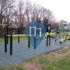 Gillingham - Outdoor Exercise Gym - Hempstead Park