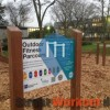 Viersen Dülken - Outdoor Fitness Parcours - Berufskolleg Kuck Fitness