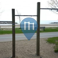 Toronto - Exercise Station- Woodbine Beach Park