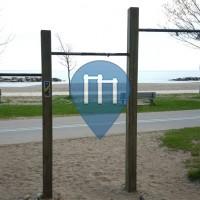 Toronto - Exercise Station- Woodbine Beach Park
