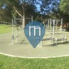 Sydney - Outdoor Fitness Area - Gore Hill Oval