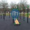 Ghent - Calisthenics Park - Rabotpark