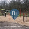 Karlsruhe - Outdoor Pull up bars - Hardtwald