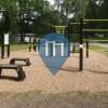 Eskilstuna - Outdoor Exercise Station - Lappset