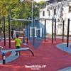 Orly - Calisthenics Park - Parc Georges Melies