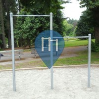 Vancouver - Outdoor Pull Up Bars - Stanley Park