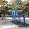 Beijing - Outdoor Fitness Corner - Taoranting Park