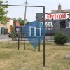 Detroit - Michigan - Calisthenics Gym - Redford Street