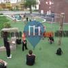 Västra Frölunda – Parkour Park – Positivparken