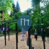 Stuttgart - Calisthenics Park - Zuffenhausen