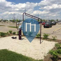 Mississauga - Outdoor Workout Circuit - Hurontario Street