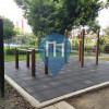 Taipeh City - Calisthenics Exercise Stations - Wanhua District