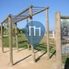 Montpellier - Fitness Trail - Parc du Levant