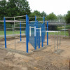 Lippstadt - Calisthenics-Equipment - Jahnplatz