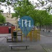 New York City - Calisthenis Park  - Bay View Playground