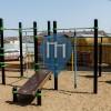 Chesnokovka - Street Workout Park - ulitsa Kopernika