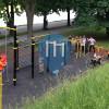 Salzburg - Barzflex Workout Park - Franz-Josef-Kai