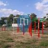 Mělník - Calisthenics Park - RVL 13