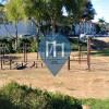 Santa Barbara - Calisthenics Park - Dwight Murphy Park