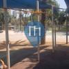Tel Aviv-Jaffa - Outdoor Exercise Gym - Meir Garden