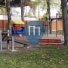 Písek - Street Workout Park - RVL 13