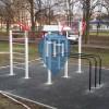 Bílina - Street Workout Park - RVL 13