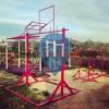Calafell - Calisthenics Park - Spartan Buildings
