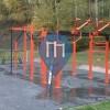 Náchod - Street Workout Park - RVL 13