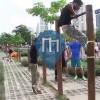 Panama City - Outdoor Exercise Gym - Vasco Nunes de Balboa