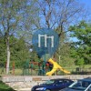 Ann Arbor (Michigan) - Outdoor Fitness Playground - Buhr Park