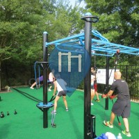 Bridgewater - Calisthenics Park - MoveStrong