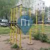 Kirov - Street Workout Equipment - Komsomolskaya