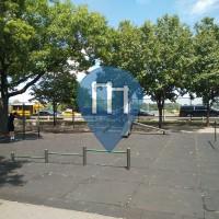 New York - Calisthenics Equipment - World's Fair Playground