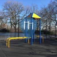 New York - Fitness Corner - Harlem River Park