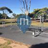 Geelong - Calisthenics Exercise Equipment - Kardinia Park