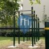 Saint-Jean-de-la-Ruelle - Street Workout Park - Kenguru.PRO
