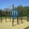 Grenoble - Calisthenics Park - Stade des Alpes