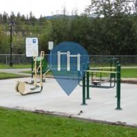 Whitehorse - Outdoor Gym - Calisthenics Stations - Yukon