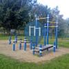 Dublin - Calisthenics Park - California Hills Park