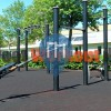 Marburg - Outdoor Fitness Park at Georg-Gassmann Stadium