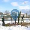 Saint-Martin-la-Plaine - Calisthenics Park - Dama PRO