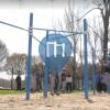 Madrid (Leganés) - Street Workout Park - Parque de la Chopera